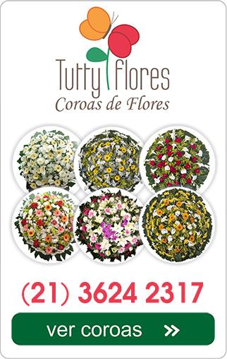 coroa de flores cemitério são joão batista rj